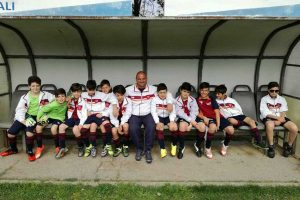 Sport - Calcio - I ragazzi della Fulgur Tuscania
