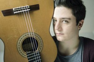 Il chitarrista Gian Marco Ciampa