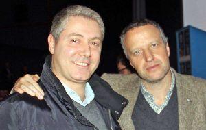 Federico Fracassini e Tosi