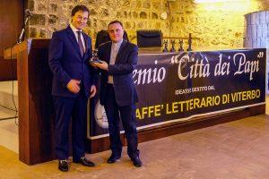 Viterbo - La prima edizione del premio Città dei Papi
