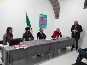L'assemblea fondativa della sezione Anpi città di Viterbo