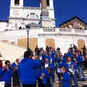 """La banda musicale """"G. Puccini"""" di Vignanello"""