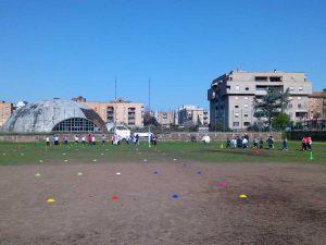 La manifestazione di atletica leggera a Civita Castellana