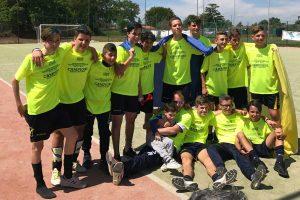 Sport - Calcio - I ragazzi del Calcio Tuscia