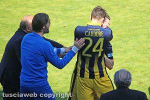 Sport - Calcio - Viterbese - Il match contro la Pistoiese