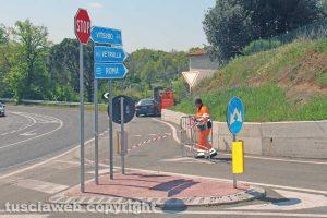 Viterbo - Strada Ponte Sodo