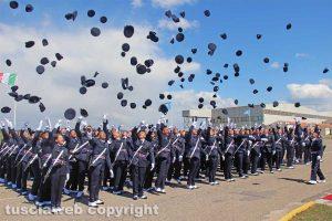 Viterbo - Il giuramento solenne del 19esimo corso allievi marescialli