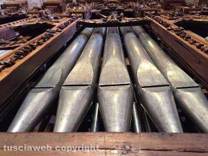 L'organo nel santuario di Maria santissima del Ruscello
