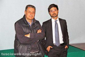 Giulio Marini e Daniele Sabatini