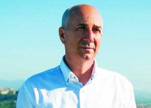 Tarquinia - Il candidato sindaco Anselmo Ranucci