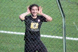 Sport - Calcio - Monterosi - Francesco Manoni