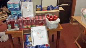 Distribuiti generi alimentari