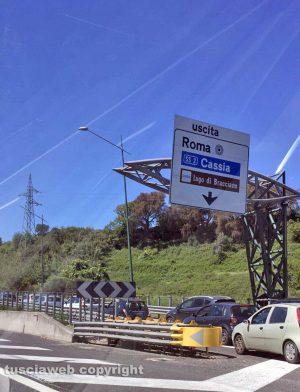 Roma - Il Grande raccordo anulare