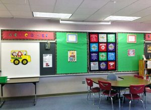 Scuola - Una classe elementare