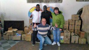 Casa dei diritti sociali della Tuscia - Distribuzione viveri