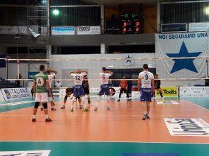 Sport - Volley - Maury's Italiana Assicurazioni Tuscania - BCC Castellana Grotte