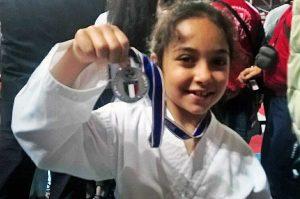 Sport - Karate fesik - Noemi Toparini