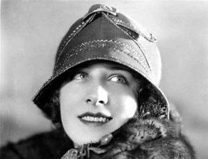 Foto d'epoca di Norma Shearer