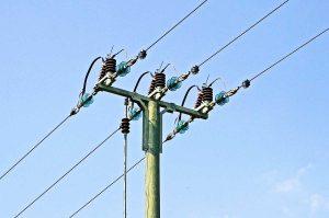 Energia - Pali della media tensione