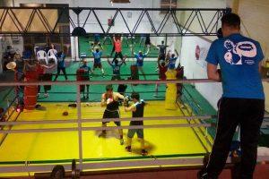 Sport - Pugilato - La palestra Angelo Jacopucci