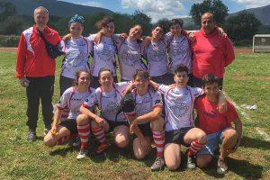 Sport - Le ragazze del Tusciarugby