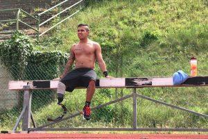 Sport - Paralimpici - Lorenzo Costantini