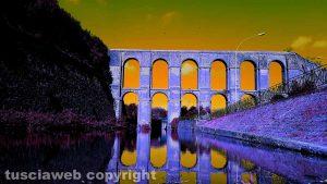 L'acquedotto di Nepi