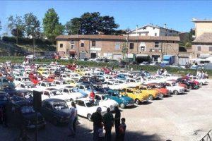 Sport - Motori - Il raduno delle Fiat 500 a Nepi