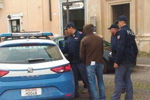 Tarquinia - Arrestato un uomo di 35 anni