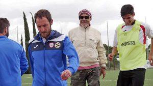 Sport - Calcio - Monterosi - David D'Antoni e Luciano Capponi