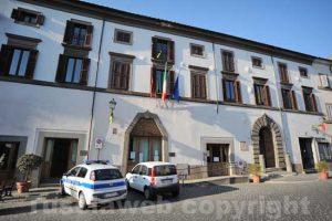 Capranica - Palazzo comunale
