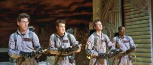 I Ghostbusters