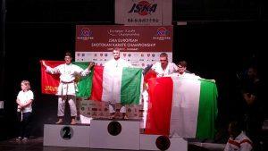 Sopron - Sport - Campionati europei di karate