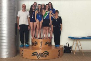 Sport - Nuoto - I campionati studenteschi a Viterbo