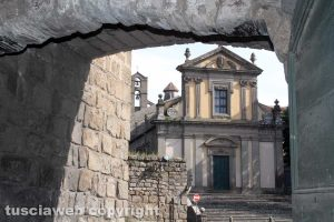 Viterbo - Porta san Pietro
