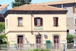 Bagnaia - La stazione