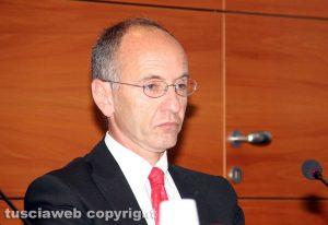 Marco Santoni, presidente dell'ordine dei dottori commercialisti di Viterbo