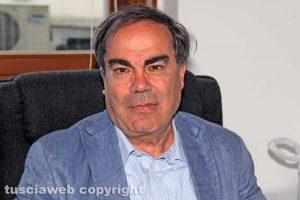 Viterbo - Fortunato Mannino, segretario della Cisl