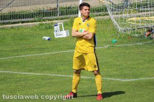 Sport - Calcio - Il match tra Viterbese e Lazio primavera - Battista