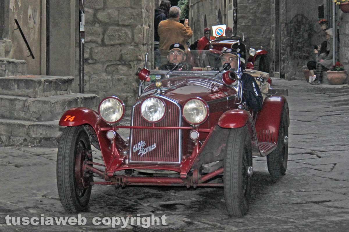 Fca, con Heritage alla Mille Miglia 2018