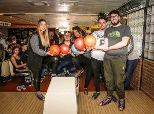 Viterbo - Campionati studenteschi di bowling