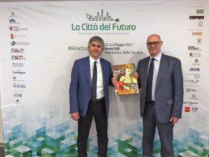 Tarquinia - Sandro Celli e Mauro Mazzola