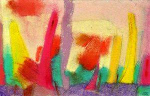 Un'opera di Laura Tondi