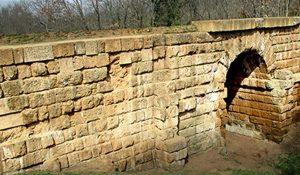 Il ponte romano della Via Amerina