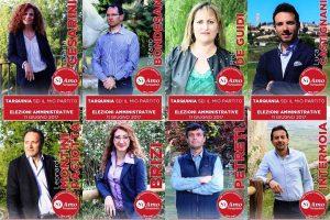 I candidati di SiAmo Tarquinia