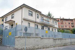 Soriano nel Cimino - La stazione dei carabinieri