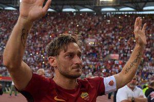 Sport - Calcio - Roma - Francesco Totti