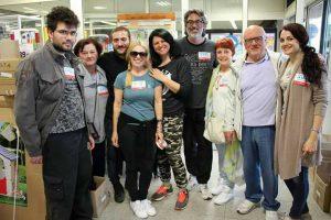 Volontari dell'associazione
