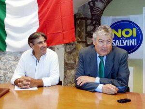 Montefiascone - Augusto Bracoloni e Umberto Fusco