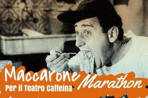Maccarone marathon di Caffeina